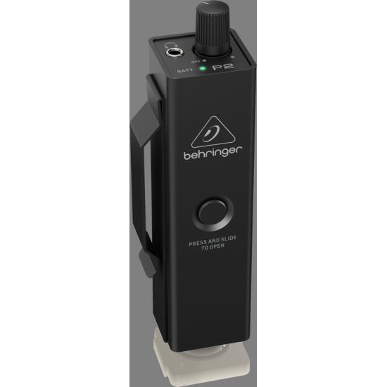 P2 In-ear  Moniteur Personnel Ultra compact amplifié