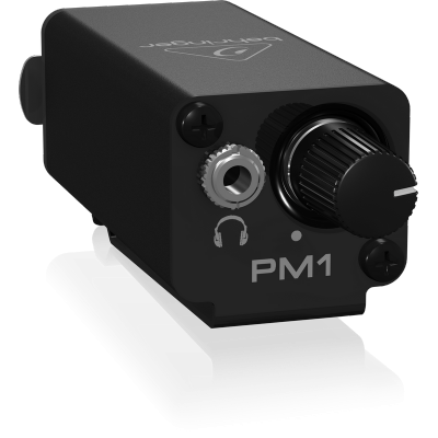 PM1 In-ear  Moniteur Personnel Belt-pack