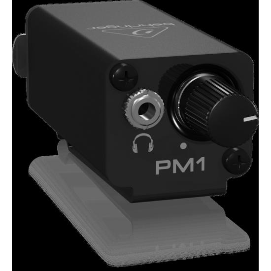 PM1 In-ear  Moniteur Personnel Belt-pack