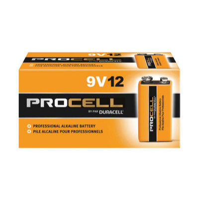 PC1604 Piles 9Volts PROCELL