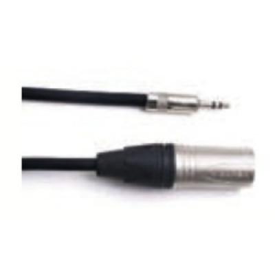 NKXM-10  Câble XLR mâle à 1/8 10'