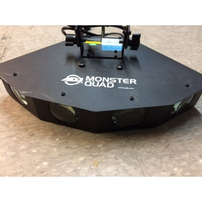 American DJ Monster Quad