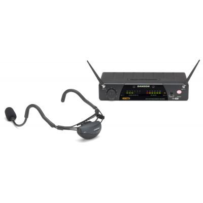 SW7AVSCE Système Microphone Casque sans-fil Samson