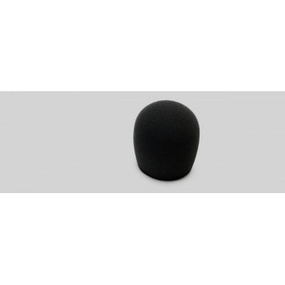 A58WS-BLK Bonnette Anti-Vent Sphérique Shure