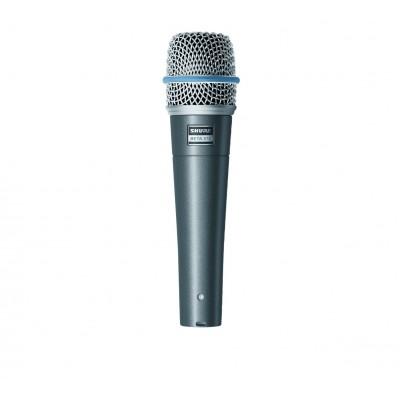 Beta 57A microphone d'instruments dynamique