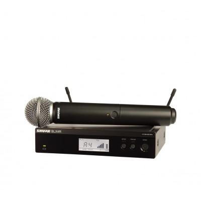 BLX24R/SM58  Système microphone sans-fil Shure