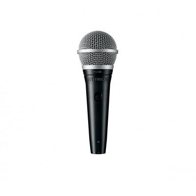 PGA48-QTR Microphone voix dynamique cardioïde Shure