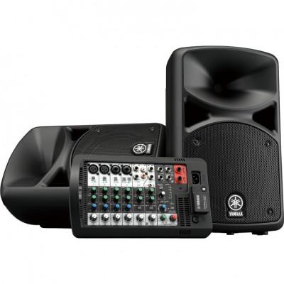StagePas 400BT haut-parleur portatif YAMAHA