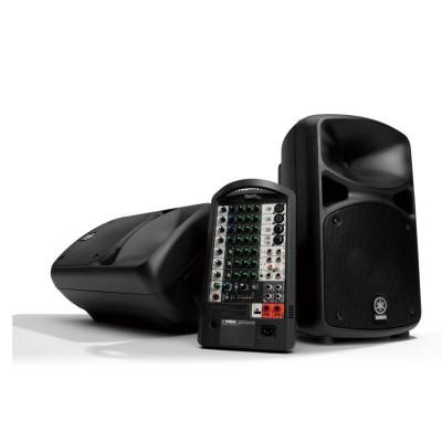 StagePas 400i haut-parleur portatif YAMAHA